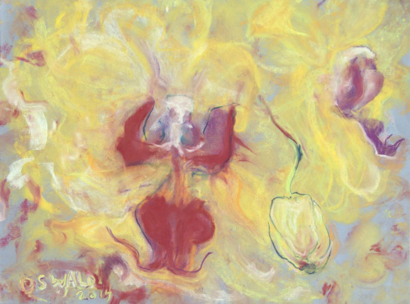 Yellow Orchid IV